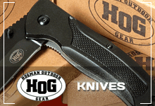 Hog Gear - Knives
