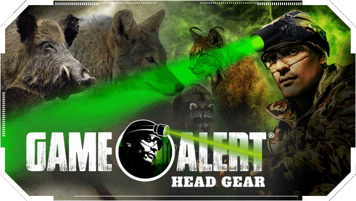 HOGMAN-OUTDOORS Game Alert® Head Gear Kits