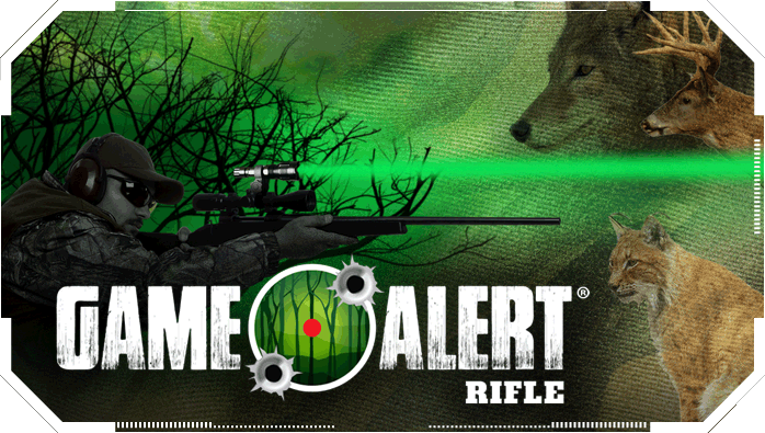 HOGMAN-OUTDOORS Game Alert® Rifle Mount Kit