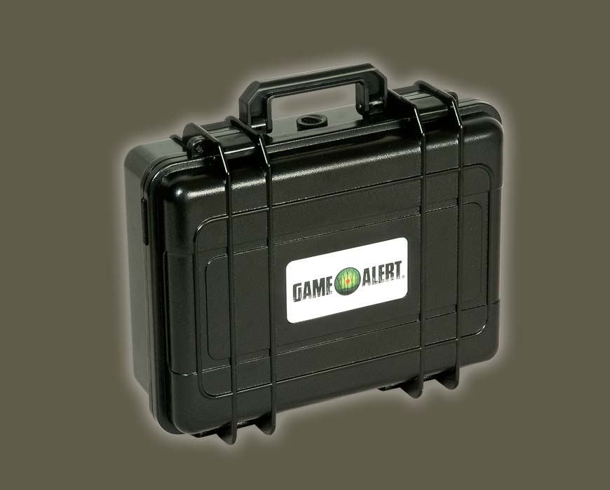 Game Alert Rifle Light Case